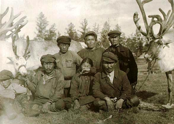 Karaghasia popolazione