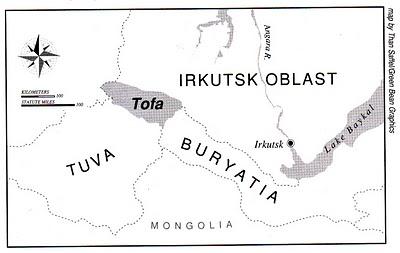 Regione della Tofalaria