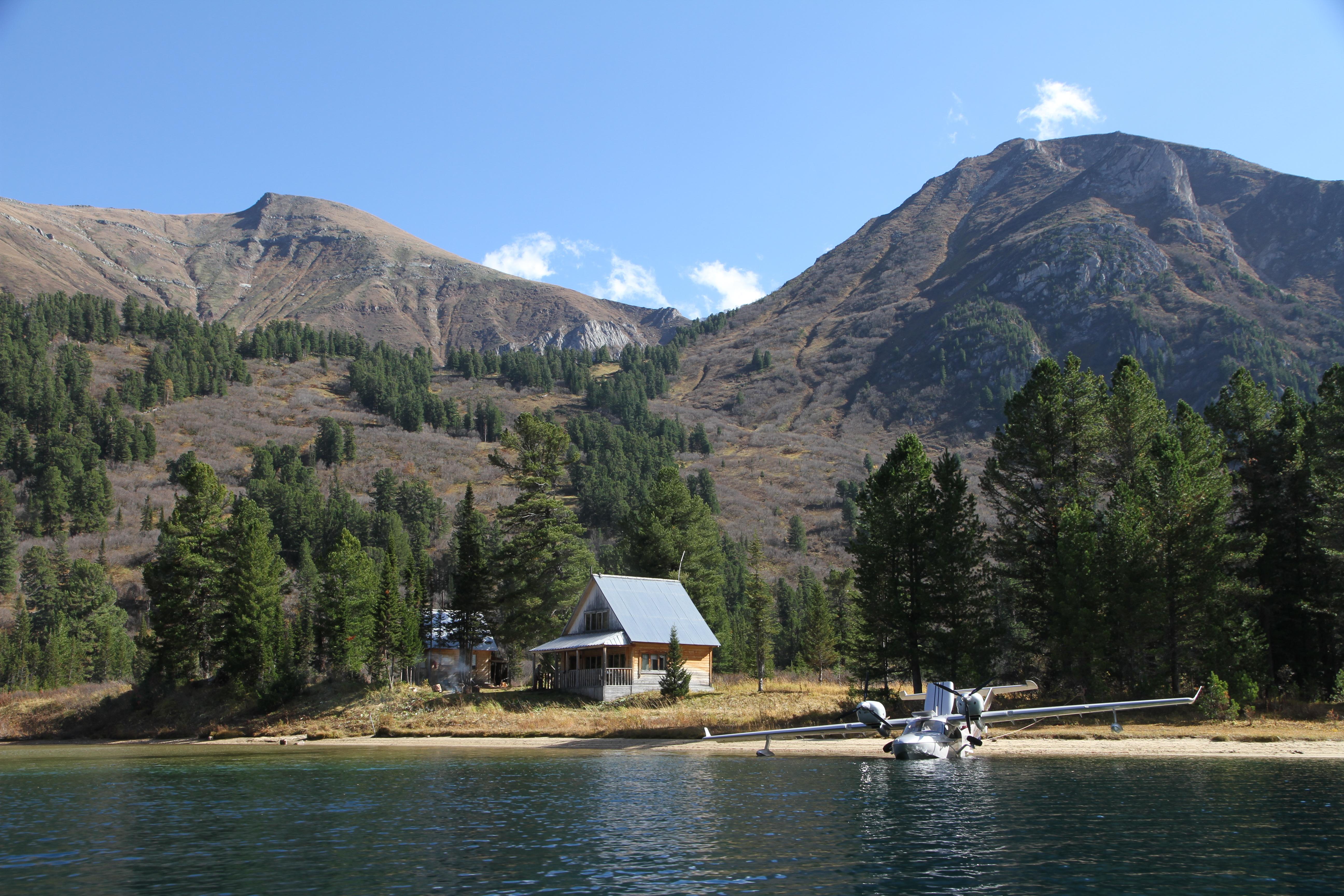 Tofalaria Il rifugio sul Lago degli Orsi - Russia Trekking
