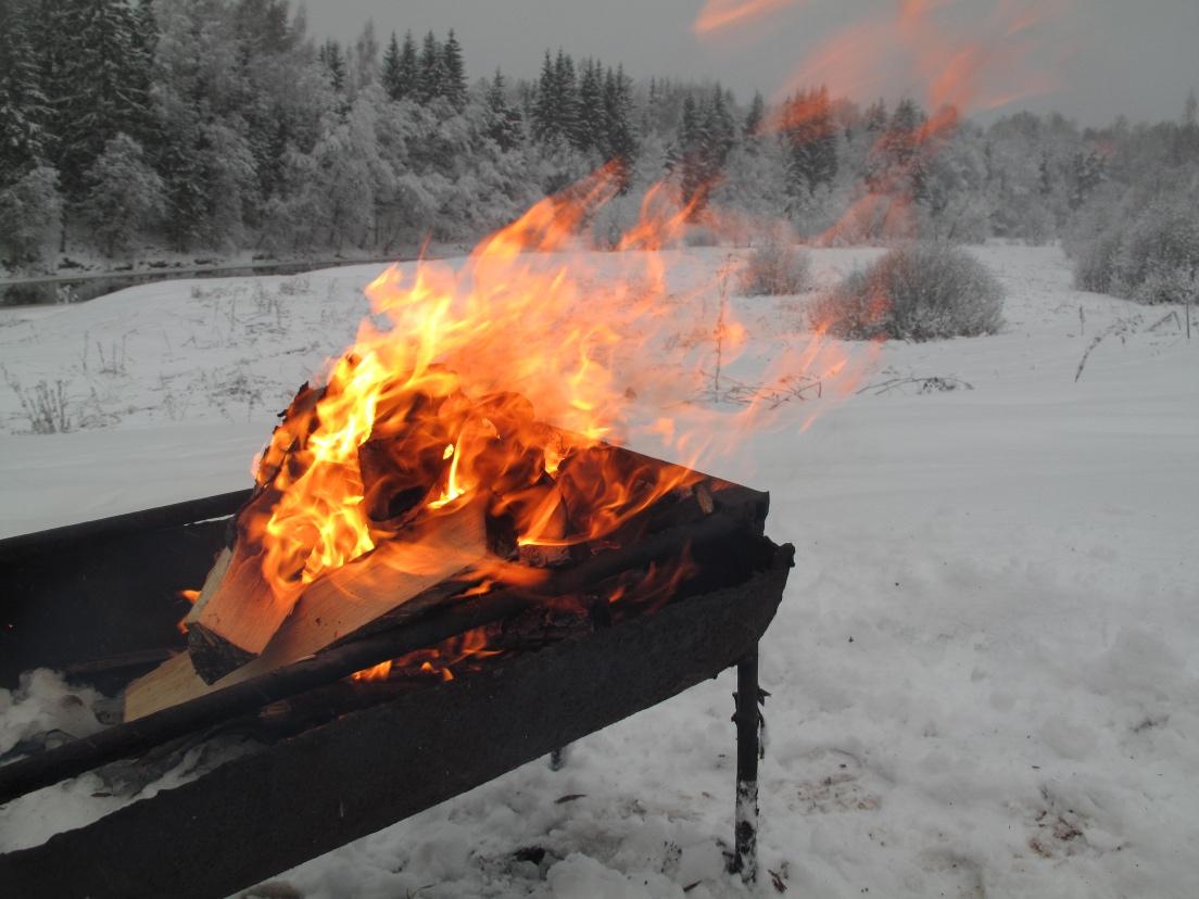 Tofalaria - Cibo della Taiga in cottura - Russia trekking